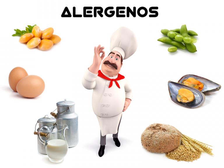 curso alergenos
